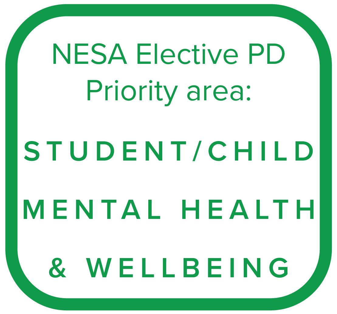 NESA Elective PD Mental Health and Wellbeing